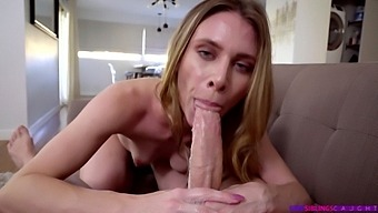 Smoking Hot Anya Olsen Makes A Cock Disappear In Her Wet Pussy