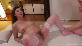 Horny Japanese Housewife Otowa Ayako Enjoys Getting Fucked Hard