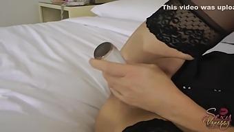 Sexy Vanessa - Solo Bed Black
