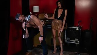 I Caught My Wife Fucking The Help! #05 - Silvia Saige!