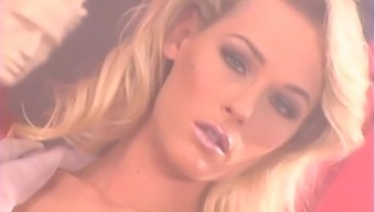 Desirable Blonde Pornstar Phoenix Rae Moans During Wild Fucking