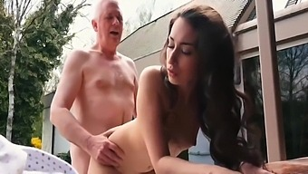 Leyla Bentho In Hottest Sex Movie Old/Young Wild Like In Your Dreams