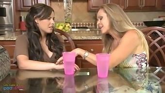 Another Lovely Lesbian Scene With Brooke Lee Adams