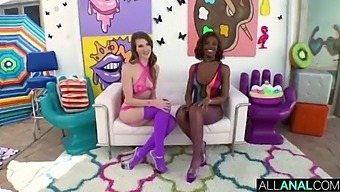 All Anal Anal And Atm Fun With Lacey London And Ashley Lane