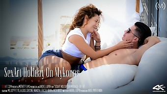 Sexart Holiday On Mykonos Episode 6 - Alexis Crystal & Ariel Piper Fawn & Melody Petite & Nancy A & Eric El Gran & Nick Ross - Sexart