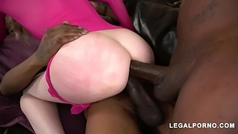 Lexi Lore Takes On Double The Trouble