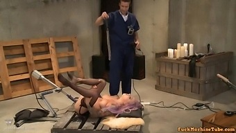 Ass Sex Pounding Machine Interrogation Bdsm Love Making - Vyxen Steel