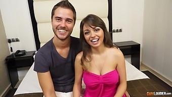 Miriam Prado And Jorge Prado Hot Amateur Sex