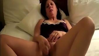 Solo Masturbation - Self Pleasure During Our Vegas Vacation