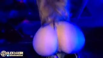 Doy Un Show En Club Las Vegas En Jalisco Y Me Vengo En Sus Bocas Enfrente De Todos