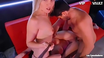 Vip Sex Vault - Sicilia, Mea Melone And Andy Stone - Epic Threesome With A Sexy Czech Milf