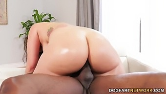 Wild Bootyful Cowgirl Gia Paige Cannot Stop Riding Really Long Bbc