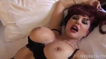 Sexy Vanessa - Jake Mathews White Be