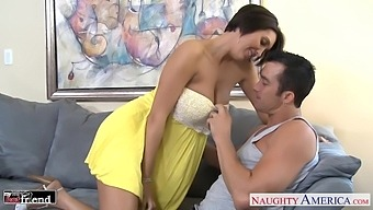 Dude Can'T Say No To Horny Wife'S Friend Dylan Ryder