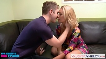 Sister'S Hot Friend Nicole Aniston Allows To Try Her Pussy In 69 Pose