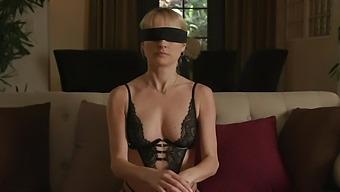 Blindfolded Hottie Misha Mynx Gets Her Tight Pussy Fucked Hard