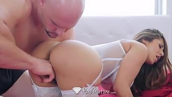 Horny Reena Sky And J Mac Love Nothing But Steamy Oral Petting