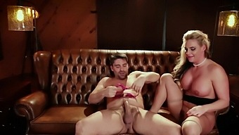 Busty Slut Phoenix Marie Gives Head And Gets Fucked Balls Deep