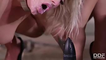 Honey Demon And Brittany Bardot