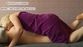 Very Intimate Passionate Amateur Pegging