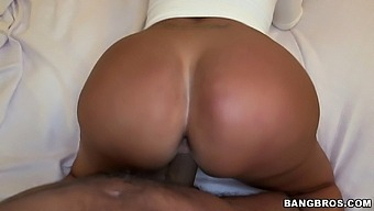 Big Butt Latina Kiara Mia Gets Fucked In Doggystyle And Rides In Cowgirl