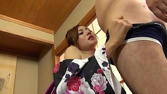 Japanese Housewife, Reon Otowa Had Wild Sex, Uncensored