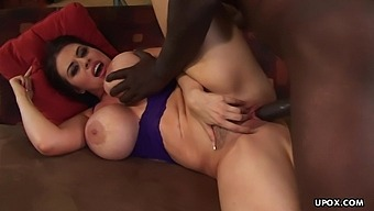 Hot Daphne Rosen Had Interracial Anal Sex The Other Day