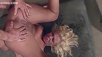 Angelica Diamond - Slave Auction: Story Of The Lovely Pain Slut, Angelic Diamond. Part 4