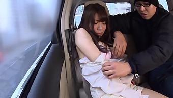 Japanese Wife, Rina Serino Is Sucking Cock, Uncensored