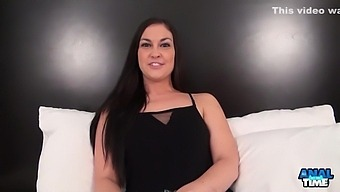 Anal Fun With A Rimjob To Remember! Perky Brittany Shae Packed From Behind!