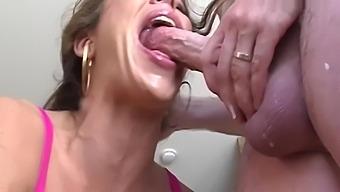 Throat Fucks 2 Hunter Bryce