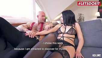 Sophia Laure Huge Boobs French Babe Rough Anal With Big Dick