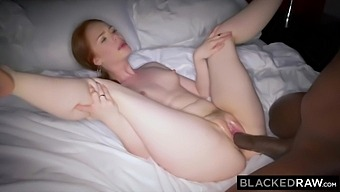 Euro Girl Finally Gets To Try Out Mandingo With Ella Hughes