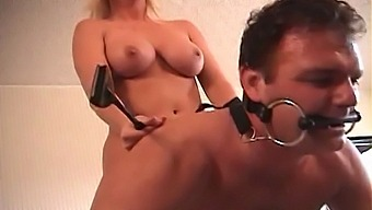 Kinky Wife Calli Cox Loves Riding Her Husband On The Floor
