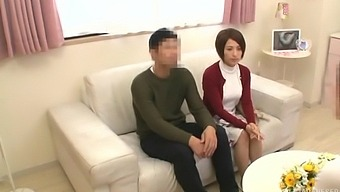 Hot Japanese Whore Gets Her Needs Met In Front Of A Camera