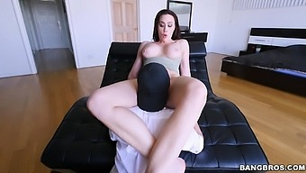 Chanel Preston Revels In A Tryst With A Bold Boy With A Big Bulge