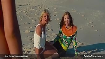 Swimsuit Kate Upton Shaking Boobs