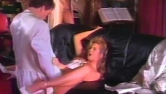 Long Blonde Babe Hardcore Sex