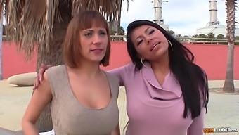 Latina Milf Lesbians With Yoha Galvez And Mar Duran