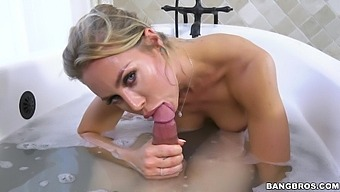 Bath Time With Nicole - Bangbros