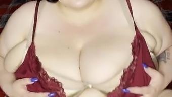 Peyton Thomas And Her Oily Titties