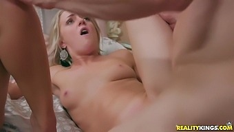 Kaylani Lei, Katie Morgan And Kate Kennedy In And Kneel To Suck