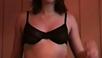 Heidi - Topless Home Made Clip Iii