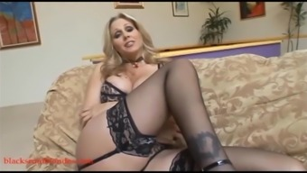 Pale Mother Milf Cogar Gets Pussy Wrecked By Monster Dark Colored Lift