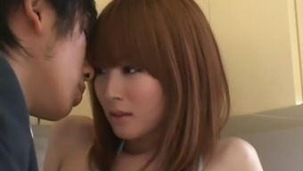 Dual Penis Enjoyable With The Use Of Miku Ohashi That High Thc Untidy Face