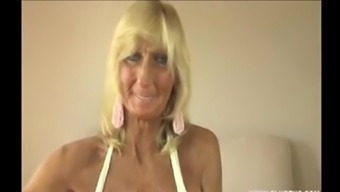 Great Britain Granny Great Titties Wanking Large Cock.M4v