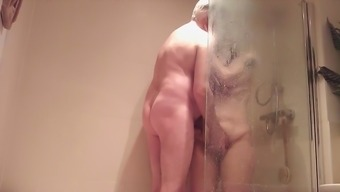 Sexual Intercourse Under The Shower