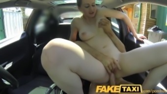 Faketaxi Classy Girl Pays Wonderful Money For A Fuck