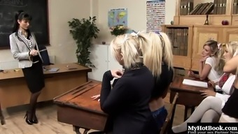 Coach Lesbian Spanking Her Infant Butt With A College Degree Lovely