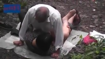 From Asia Dad In The Forest 4